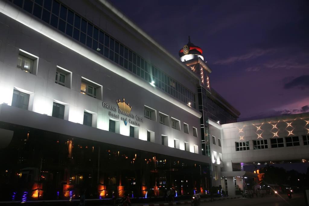 Grand Diamond city hotel casino poipet