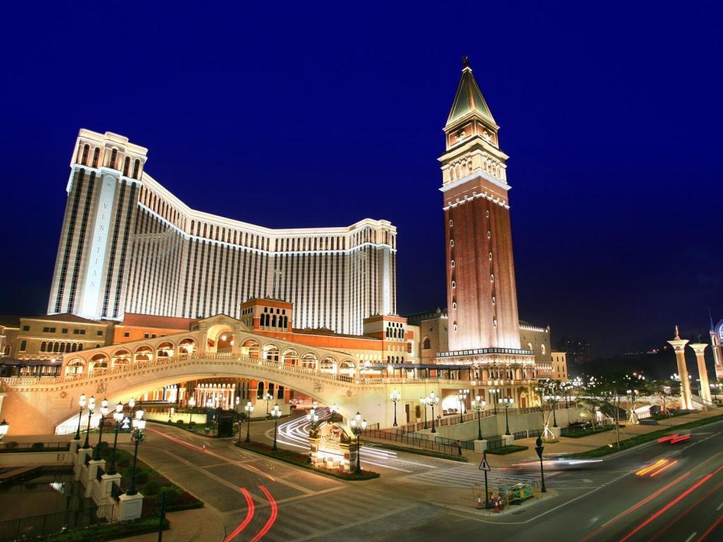 โรงแรมเดอะ เวเนเชี่ยน มาเก๊า รีสอร์ต (The Venetian Macao Resort Hotel) agoda