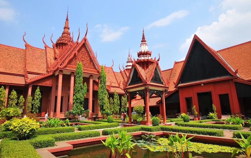 พิพิธภัณฑ์แห่งชาติกรุงพนมเปญ