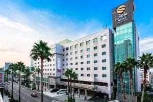 โรงแรมและคาสิโนเชจูซัน