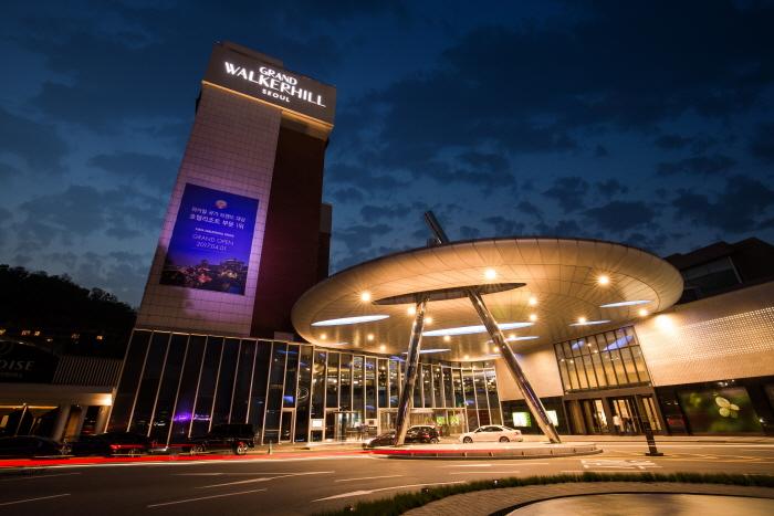โรงแรมคาสิโน แกรนด์ วอล์คเกอร์ฮิลล์ โซล (Grand Walkerhill Seoul)