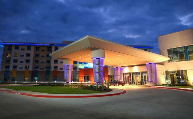โรงแรมอาปาเชคาสิโน