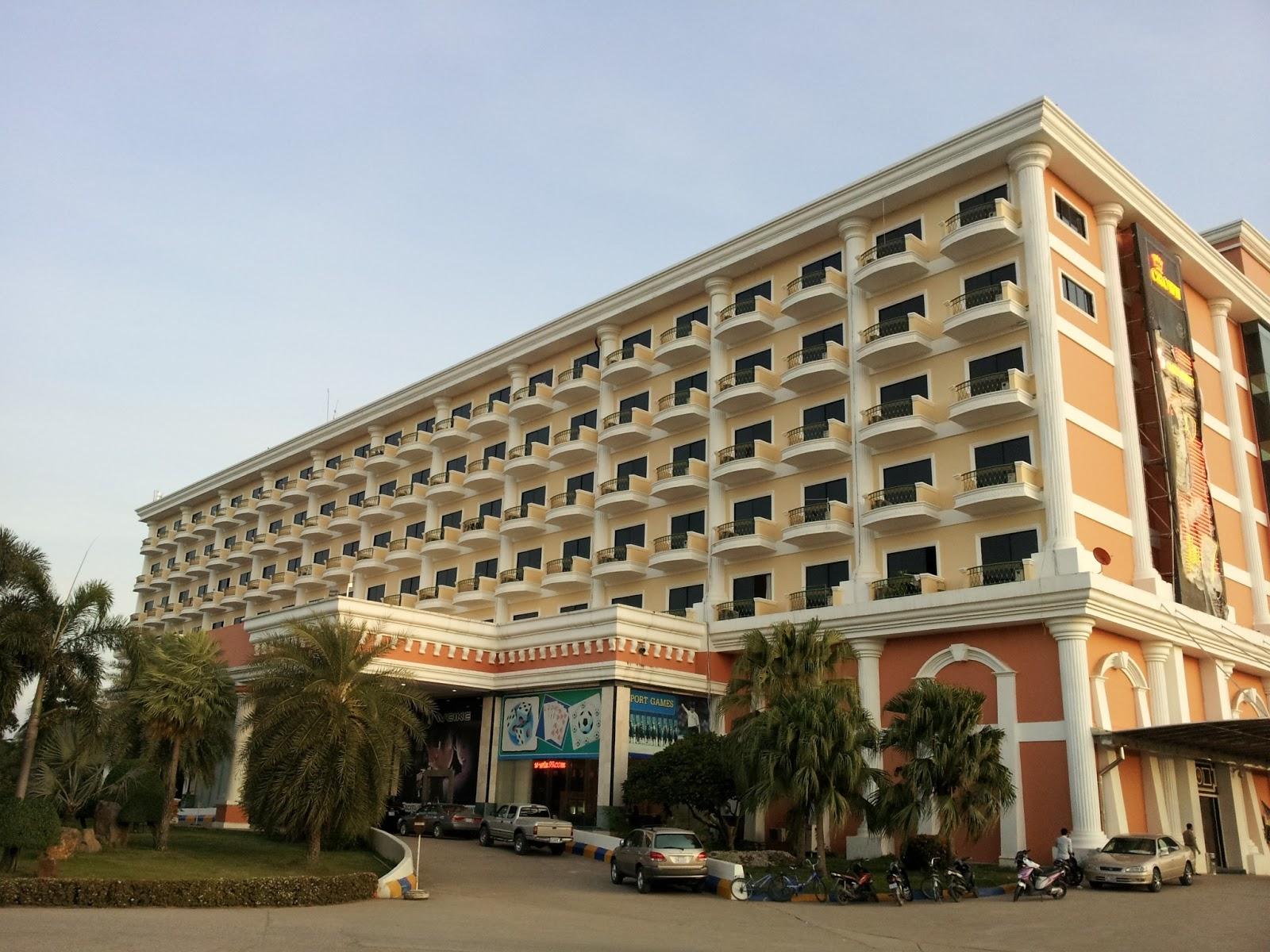 Genting Crown Casino & Hotel Poipet
