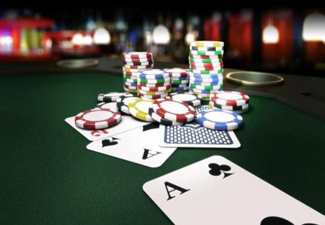 การก่อสร้าง Saracens Resort Casino ในรัฐอาร์คันซอกำลังดำเนินการ