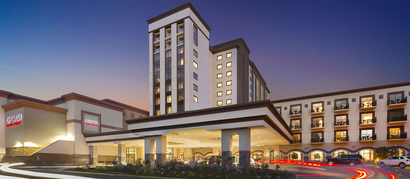 Chumash Casino Resort ( ชูมาช คาสิโน รีสอร์ท )
