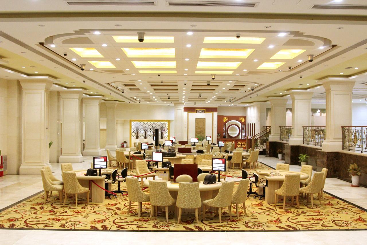 โรงแรมคาสิโน แดนสะหวัน น้ำงึม รีสอร์ท (Dansavanh Nam Ngum)
