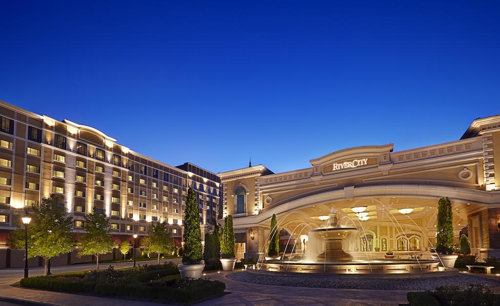 คาสิโนริเวอร์ซิตี้และโรงแรม