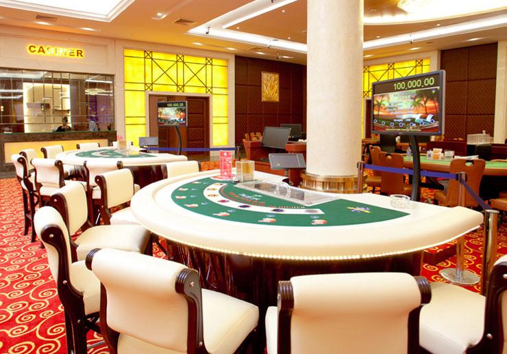 โรงแรมคาสิโน ไพลิน ฟลามิงโก้ (Pailin Flamingo Casino Hotel)