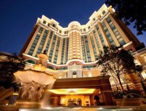 โรงแรมโฟร์ ซีซั่น มาเก๊า (Four Seasons Hotel Macao)