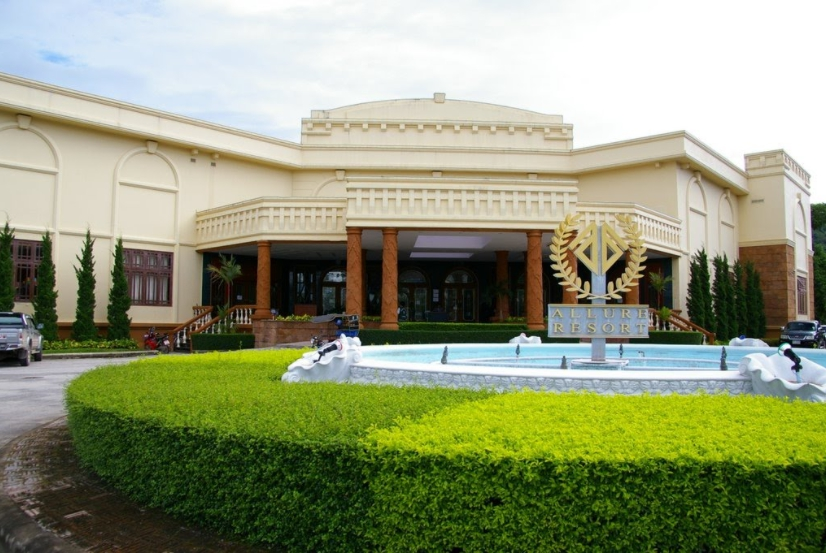 โรงแรมคาสิโน Allure resort