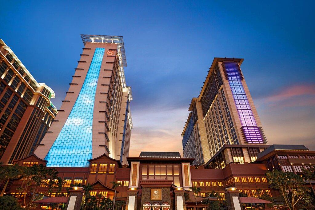 ฮอลิเดย์อินน์ มาเก๊าโกไท่เซ็นทรัล Sheraton Grand Macao