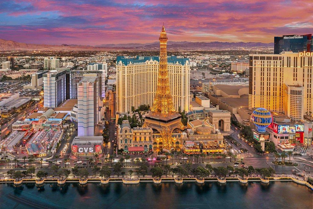 ปารีสลาสเวกัสโฮเต็ล Paris Las Vegas