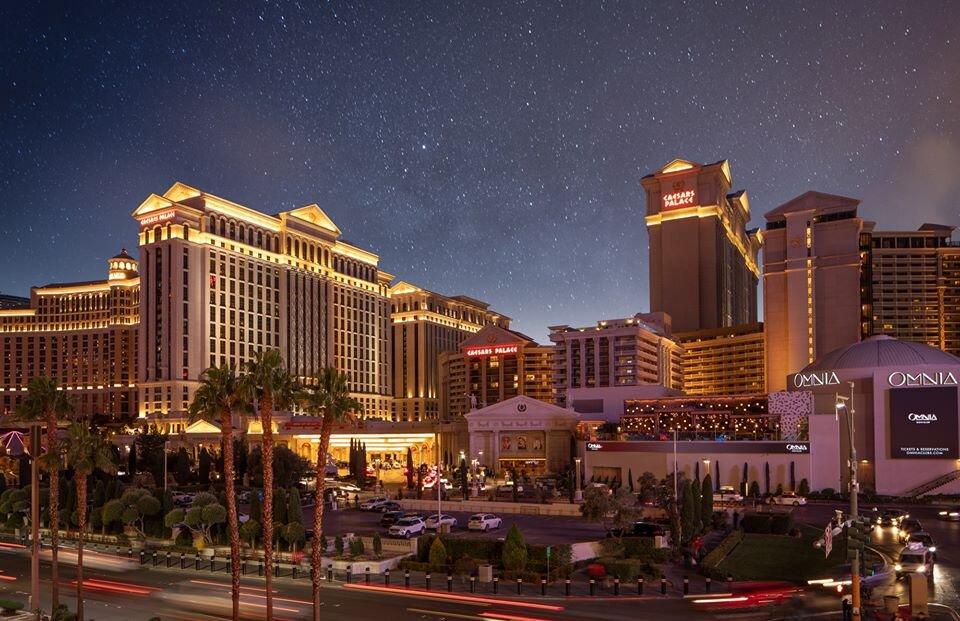 โรงแรมซีซาร์ พาเลส Caesars Palace