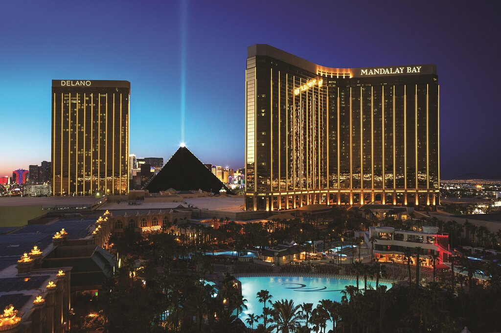 โรงแรม Mandalay Bay Resort & Casino