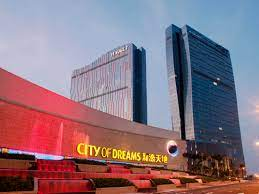 คาสิโน City of Dreams, Macau, China
