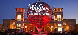 คาสิโน WinStar World Casino, Oklahoma, USA