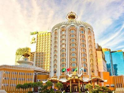 รีวิวโรงแรมลิสบัว Lisboa Hotel มาเก๊า